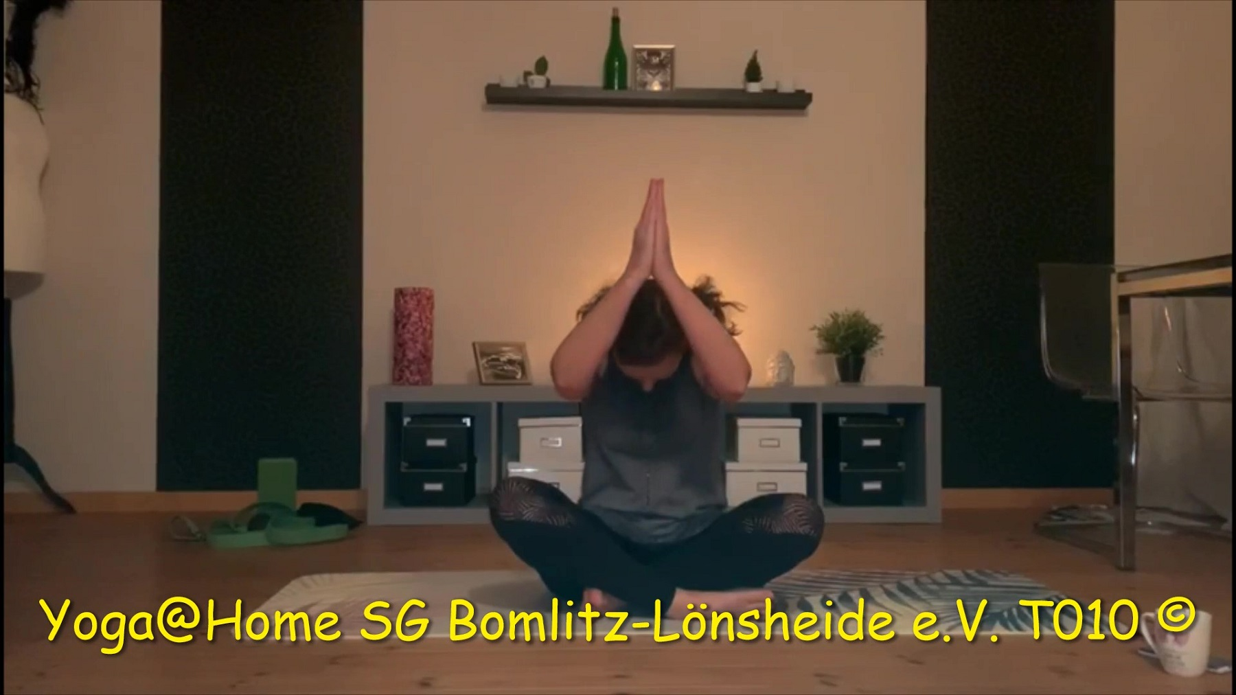 yoga@Home Online